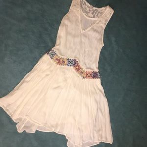Free People flowy summer dress☀️